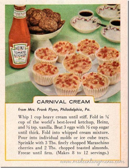 Vintage Snack Attack: The Food