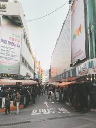Namdaemun Market: 3/27/18