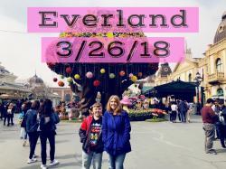 Everland Part 1: Alvin and Pandas!